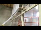 Производство полиэтиленовой пленки шириной 12 метров толщиной 180 микрон. ИП