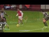 Арсенал 4:1 Ньюкасл | Английская Премьер Лига 2014/15 | 16-й тур | Обзор матча