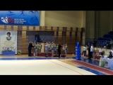 Награждение гимнасток 24.01.2015)