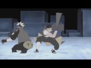 The Glitch Mob-Animus Vox. Naruto-amv. Kakashi vs Obito. nikkit