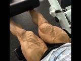 Eduardo Correa Trains Legs